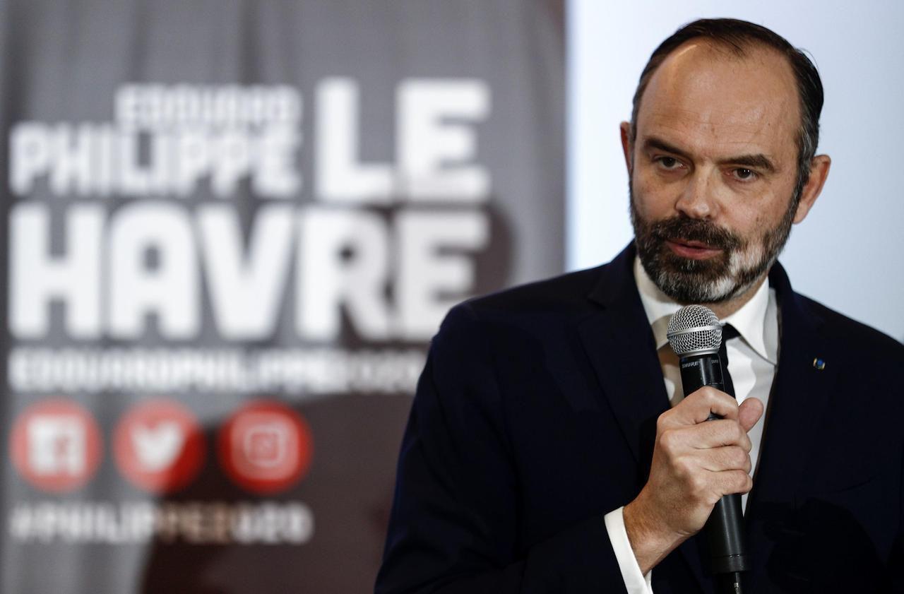 Municipales : Edouard Philippe, pas si simple d'être Premier ministre et candidat