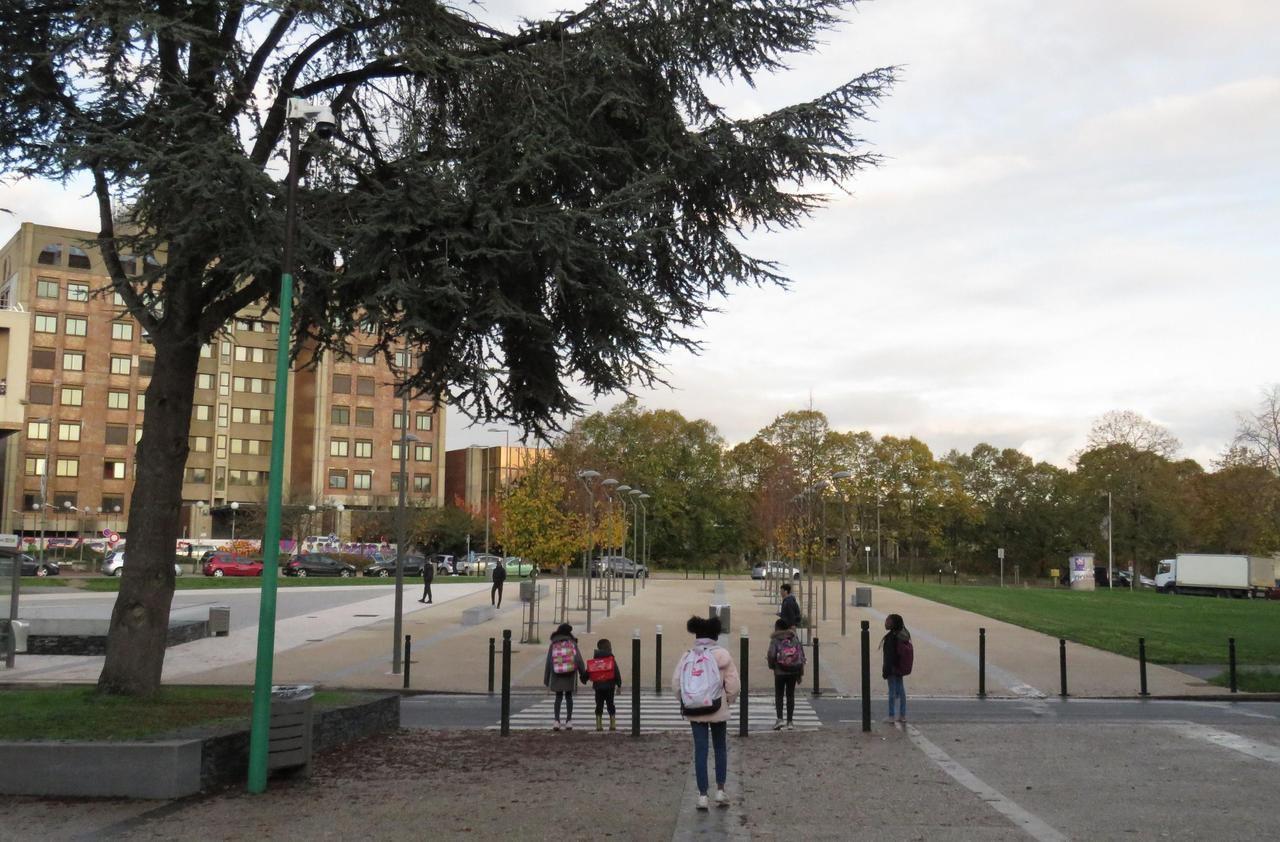 Municipales à Evry-Courcouronnes : les habitants du Canal saluent la propreté du quartier - Le Parisien