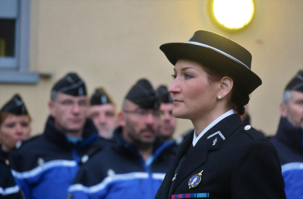 A Clermont, la double vie d'Anne-Lise Rocher, prof et gendarme