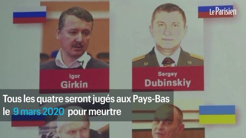 «Vipère» «Tireur», «Morne»... 4 hommes bientôt jugés pour le crash du MH17