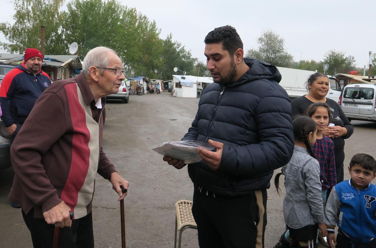 Des centaines de Moldaves ont trouvé refuge en Seine-et-Marne