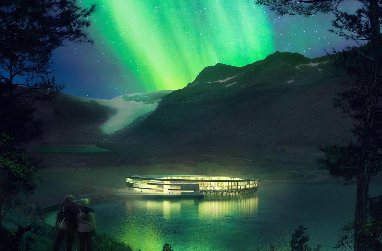 Environnement : voici l'hôtel le plus écolo du monde