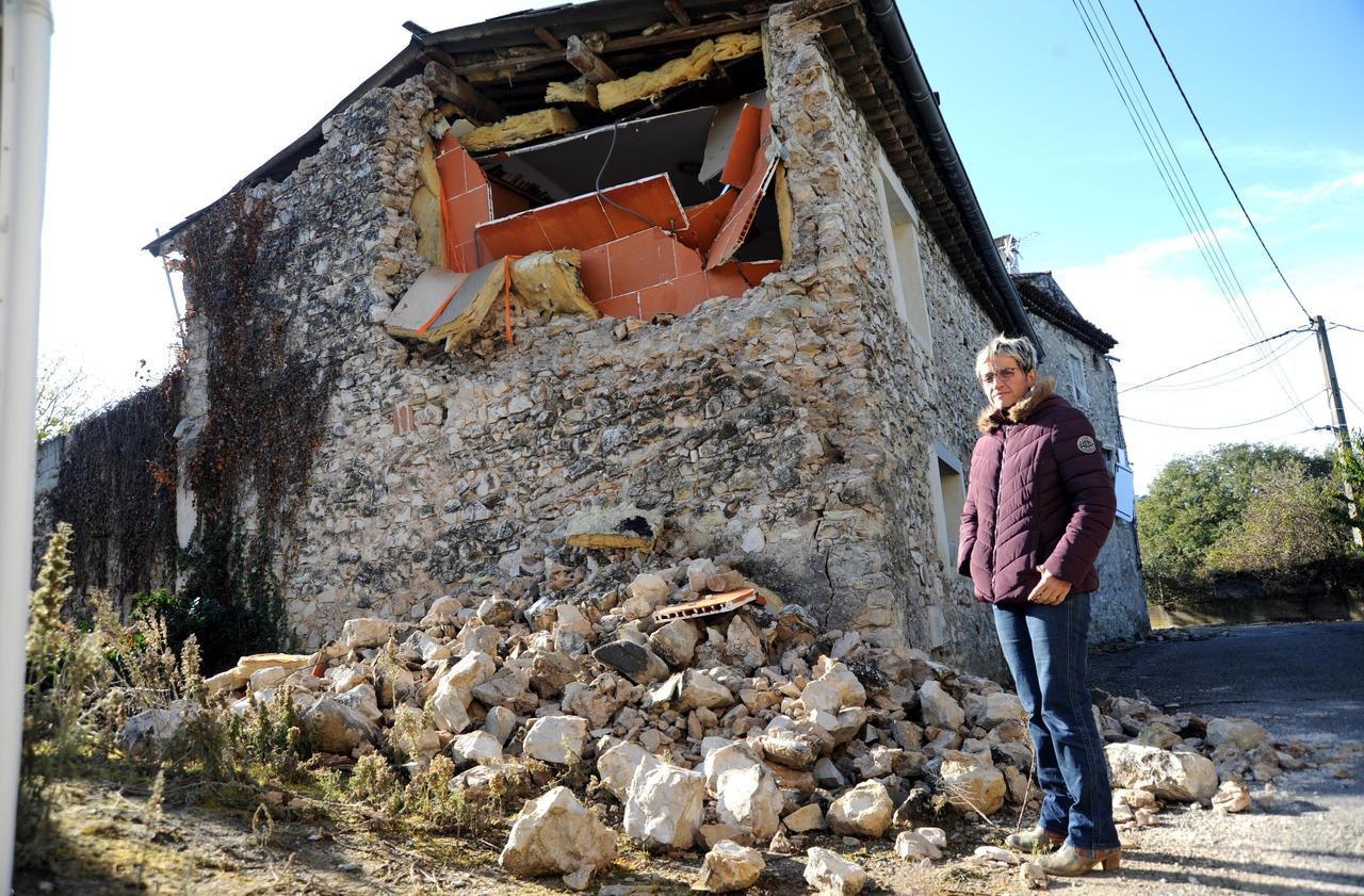 Après le séisme, Le Teil tente de retrouver une vie normale - Le Parisien