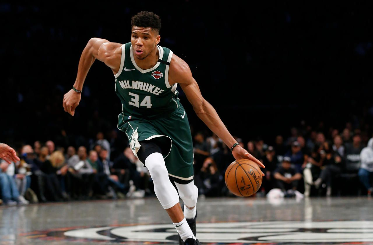 Basket : Antetokounmpo, dernier MVP de la saison NBA, va faire chavirer Bercy