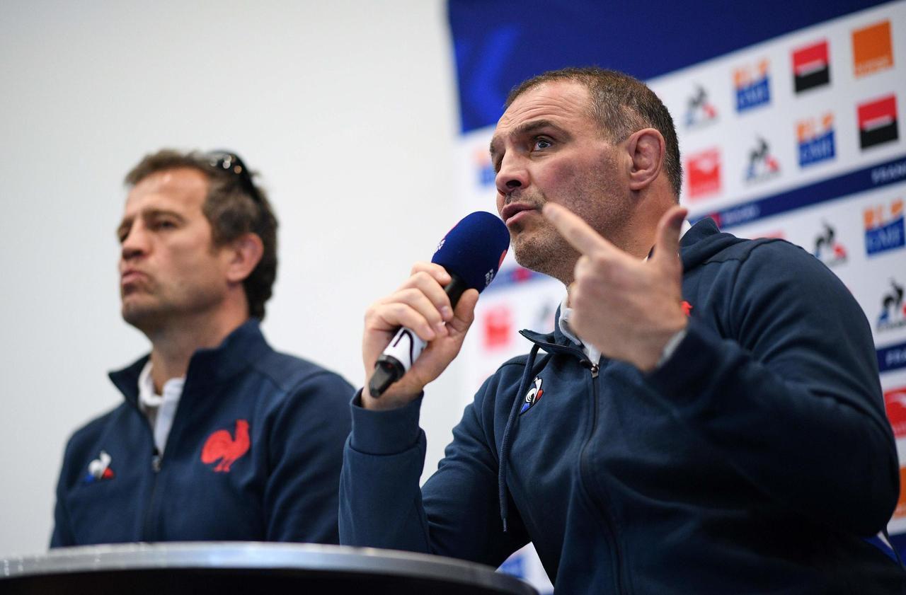 XV de France : «le match à Cardiff a effacé dix années de frustration», assure Ibanez