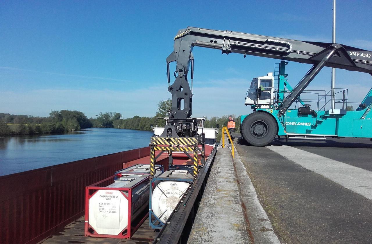 Oise : le port de Longueil-Sainte-Marie vogue vers de nouveaux horizons - Le Parisien