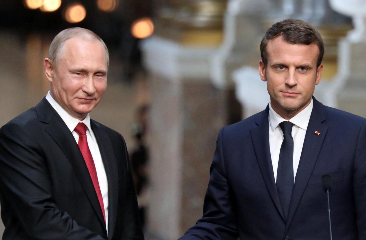 Comment Poutine juge la France