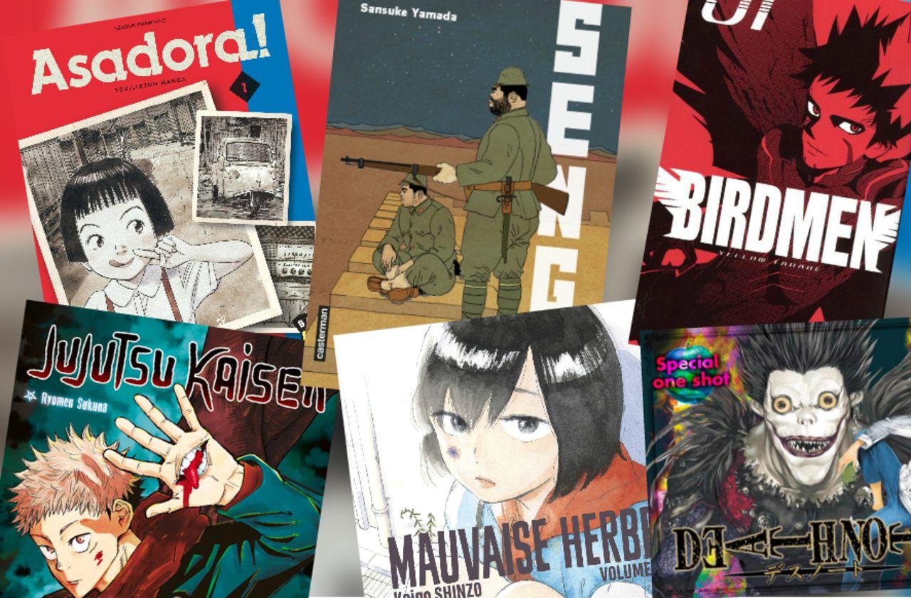 Mangas : «Asadora», «Jujutsu Kaisen»… les sorties marquantes de ce début d'année
