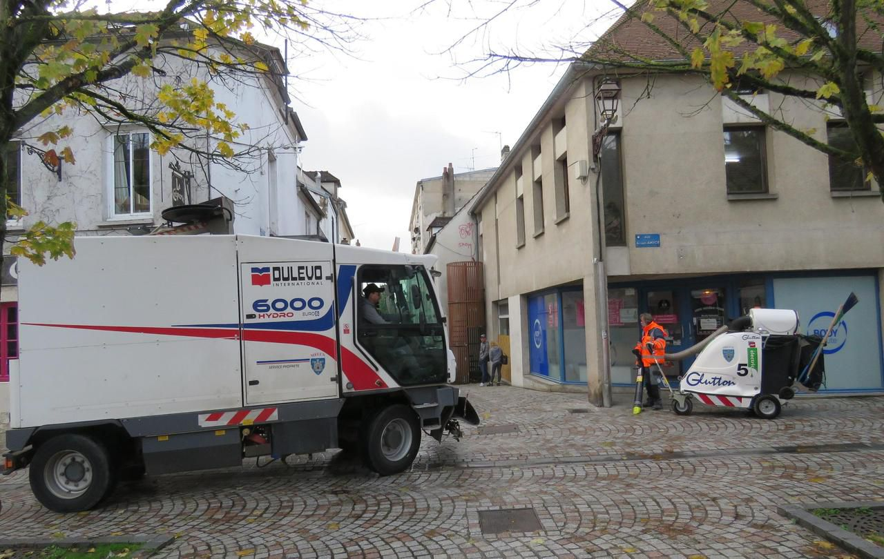 Municipales à Melun : le maire a gagné une bataille contre la saleté... mais pas la guerre - Le Parisien