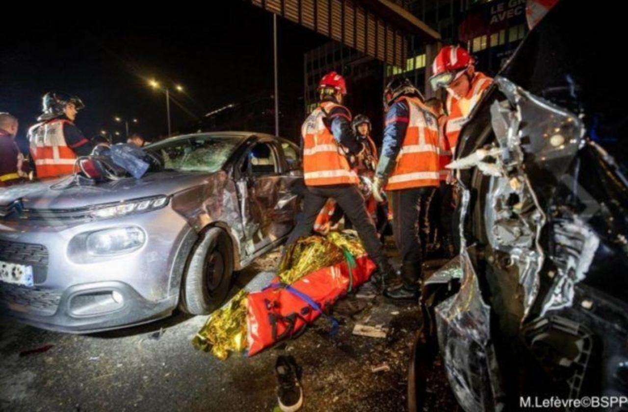 Trois automobilistes renversés sur l'A1 après être descendus de voiture pour un constat