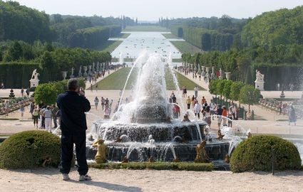 Versailles L Acces Aux Jardins Du Chateau Est De Moins En Moins