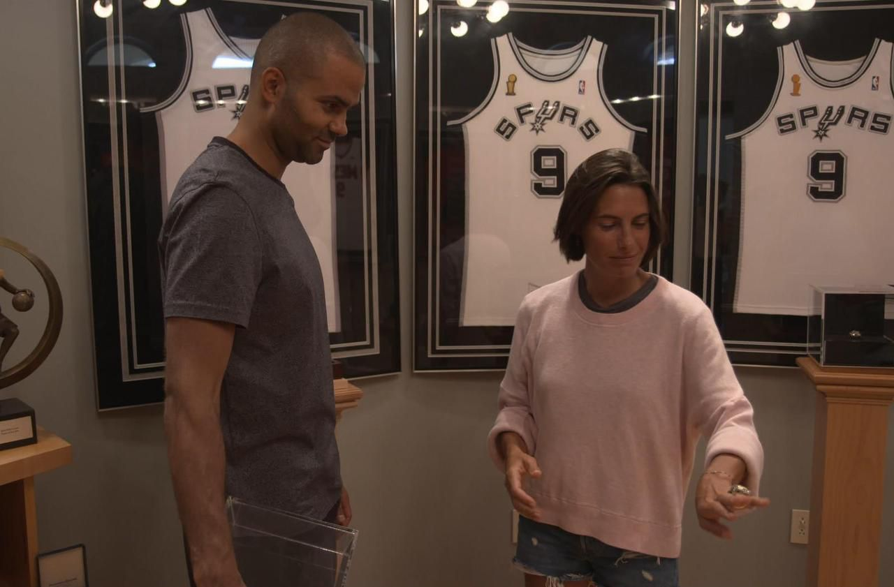 Documentaire : le basketteur Tony Parker comme vous ne l'avez jamais vu !