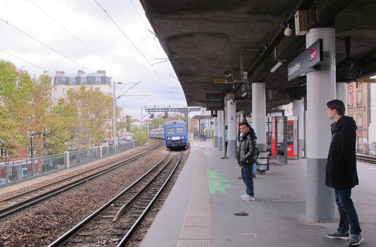 Le maire de La Garenne-Colombes veut empêcher des travaux sur les voies du Transilien - Le Parisien