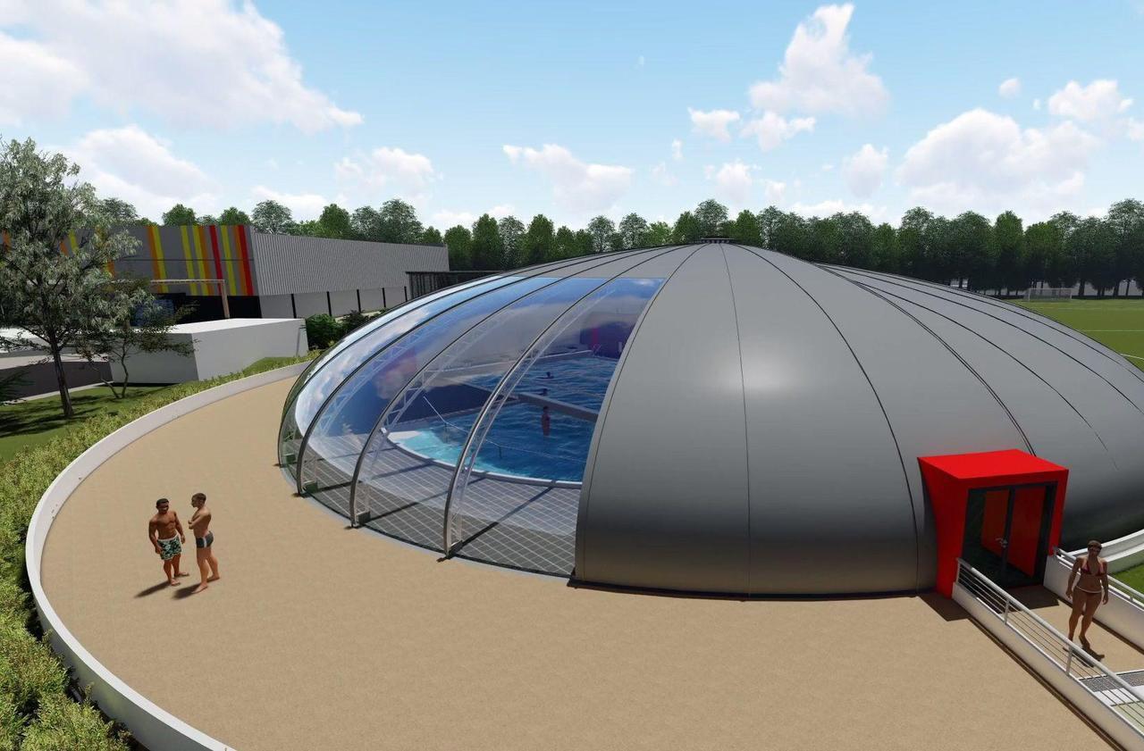 Seine-Maritime : quand une piscine Tournesol se tourne vers l'énergie solaire