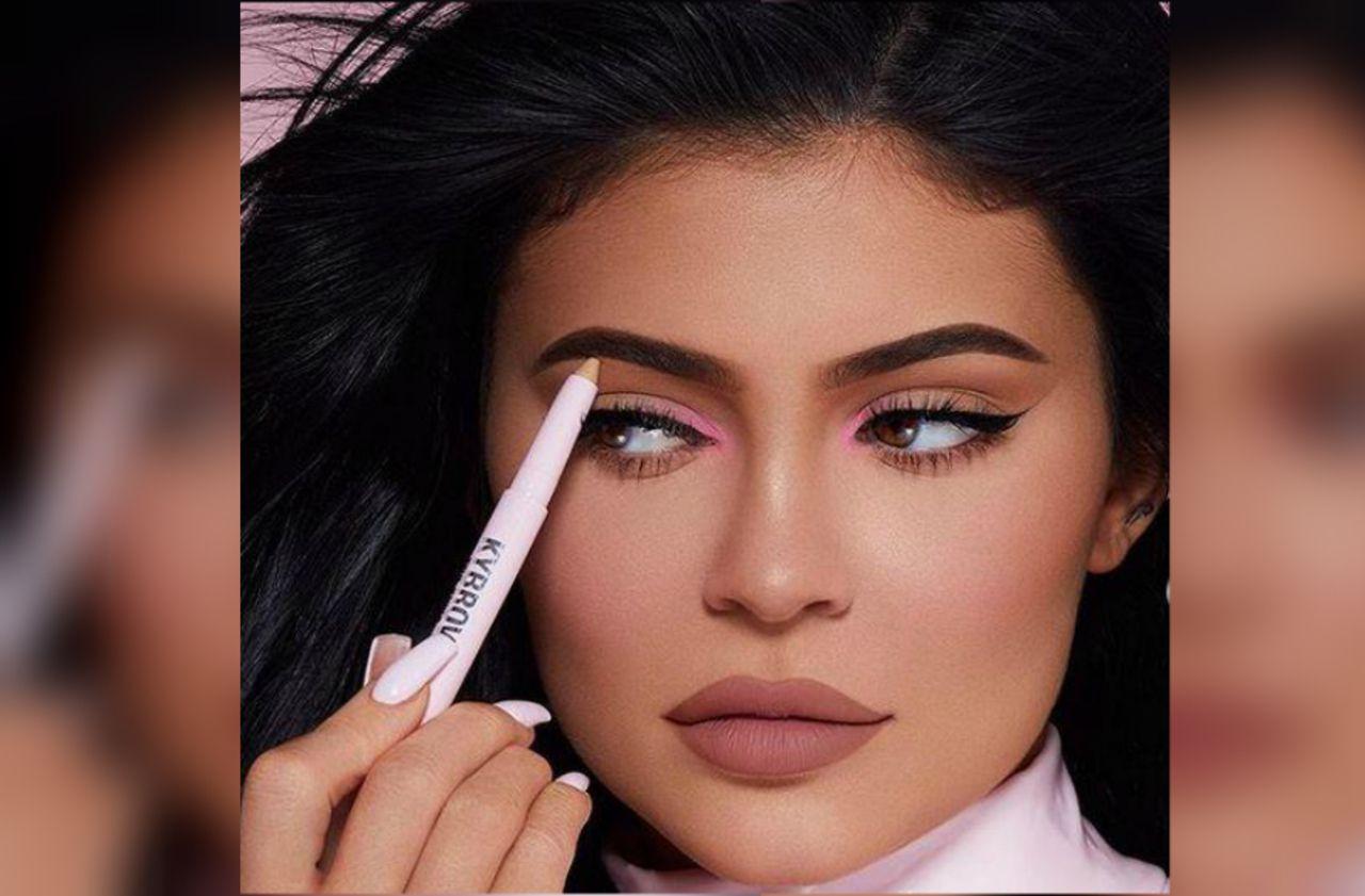 Kylie Jenner empoche un chèque de 600 millions de dollars grâce à sa marque de cosmétiques