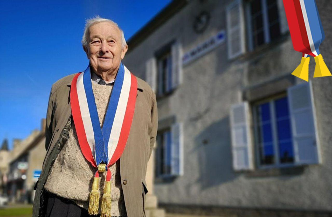Municipales 2020 : à 100 ans, le plus vieil élu de France ne se représente pas