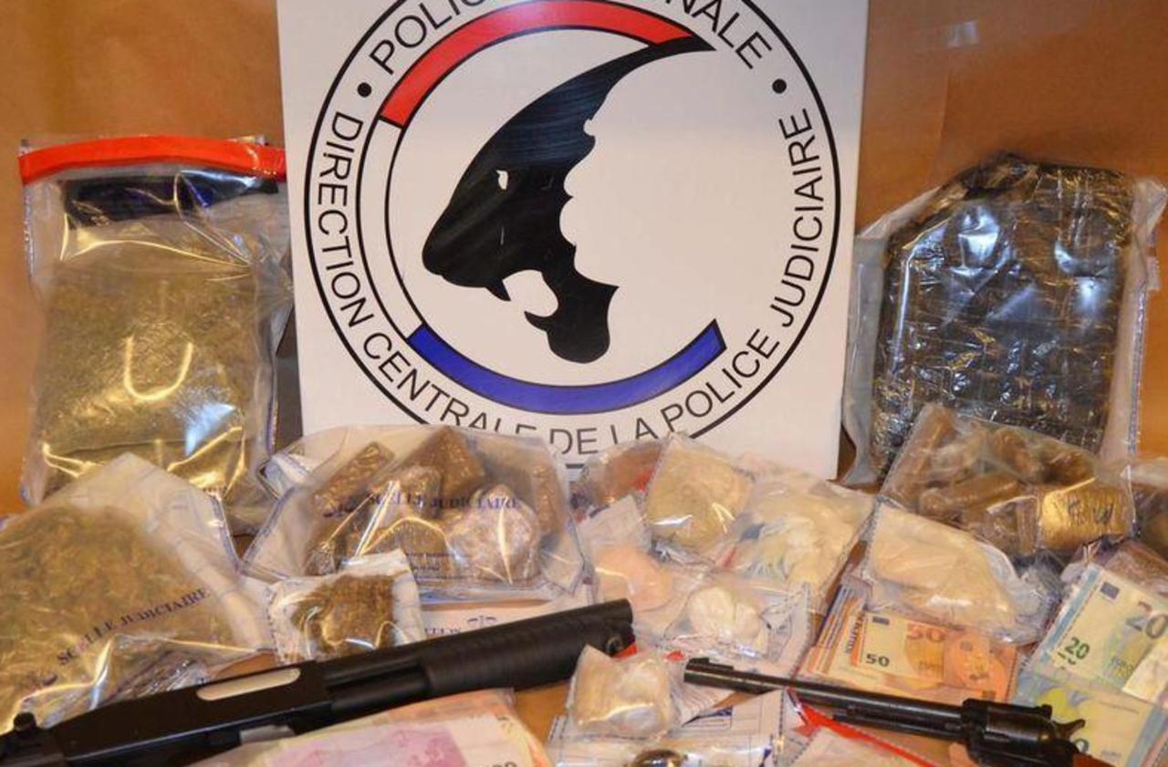 À Beauvais, le procès d'un trafic qui alimentait en drogues le centre-ville