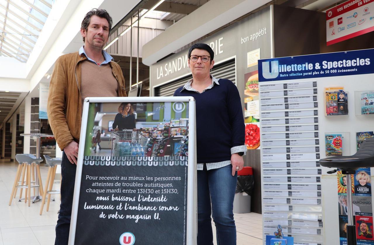 Hauts-de-France : à Abbeville, un hypermarché qui pense aux autistes