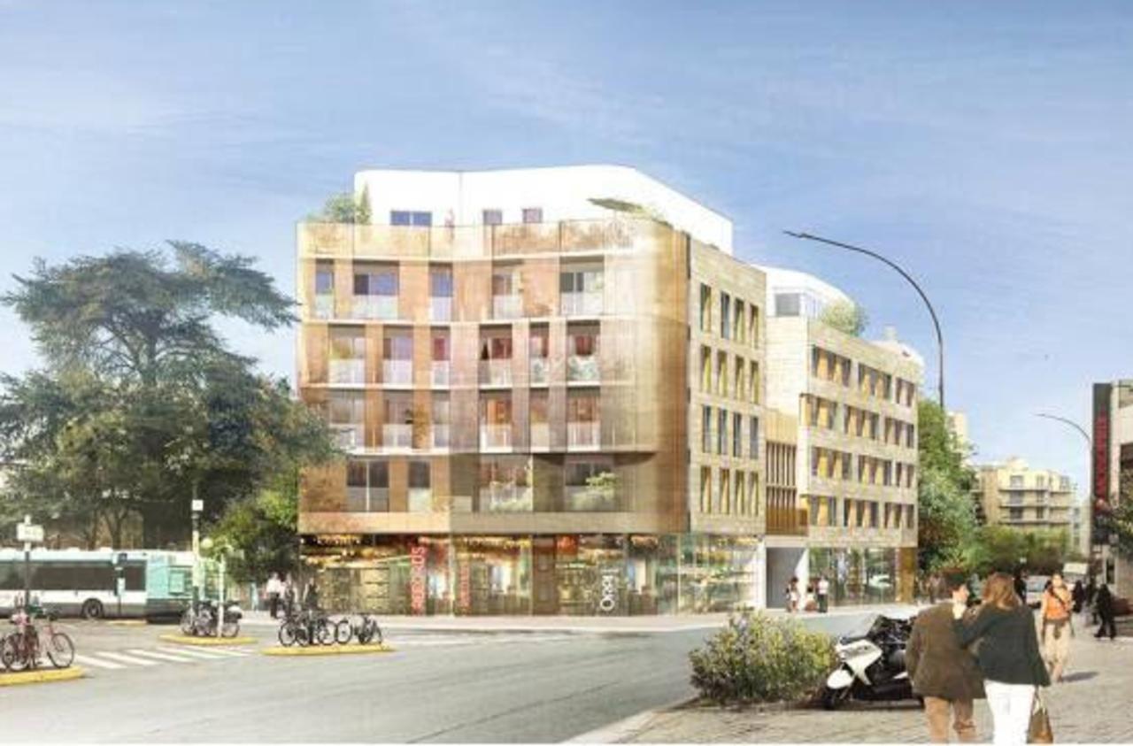 A Bourg-la-Reine, le 68, boulevard Joffre accueillera une résidence étudiante en 2022