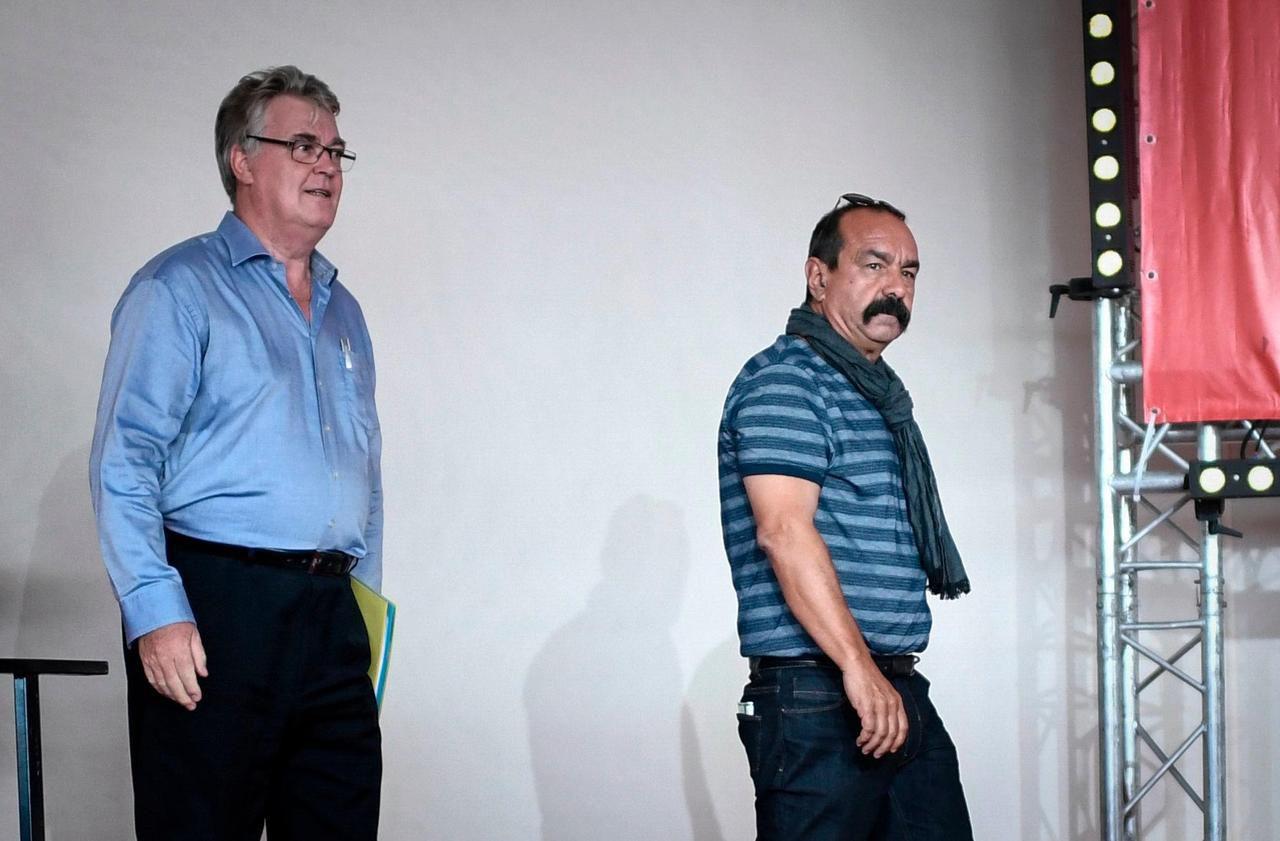 Retraites : Delevoye hué lors d'un débat avec Martinez à la Fête de l'Humanité