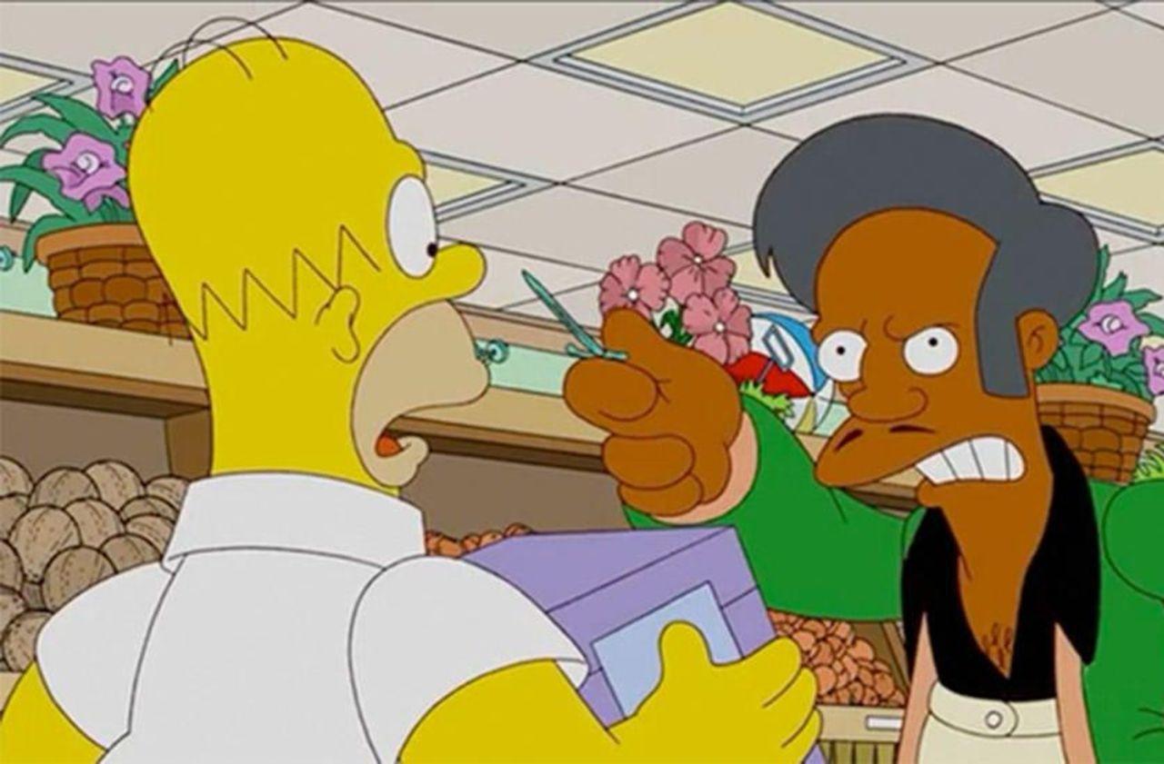 «Les Simpson» : Apu, l'épicier indien, perd sa voix