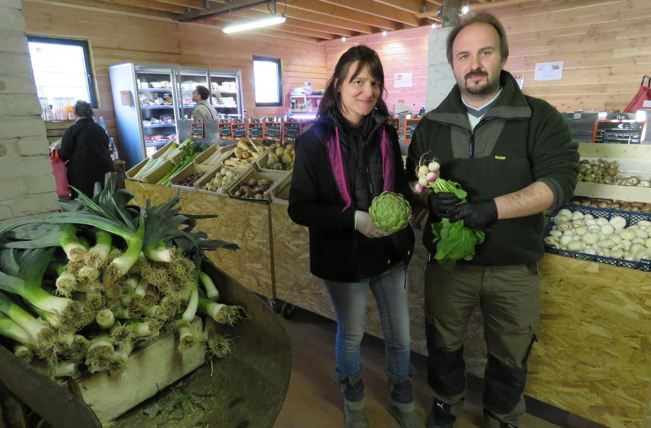 Coronavirus : dans l'Essonne, des fruits et légumes achetés directement à la ferme