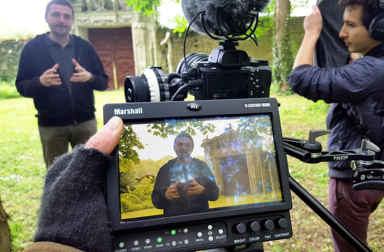 À défaut d'une exposition, les passionnés d'histoire content Raray en vidéo