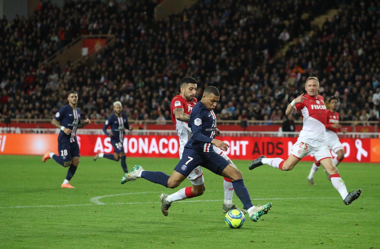 Monaco-PSG : les notes des joueurs parisiens