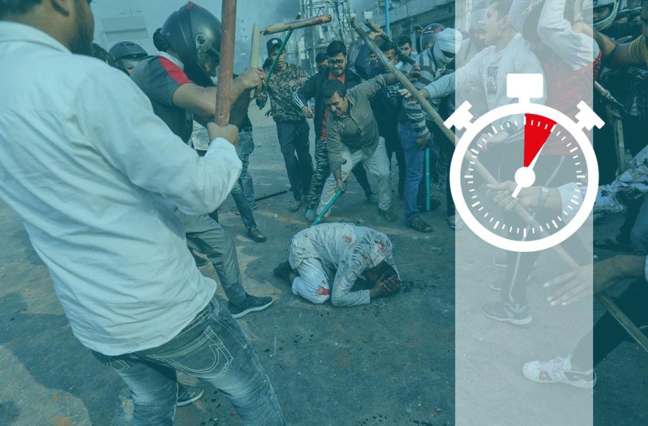 Cinq minutes pour comprendre les violences entre hindous et musulmans à New Delhi