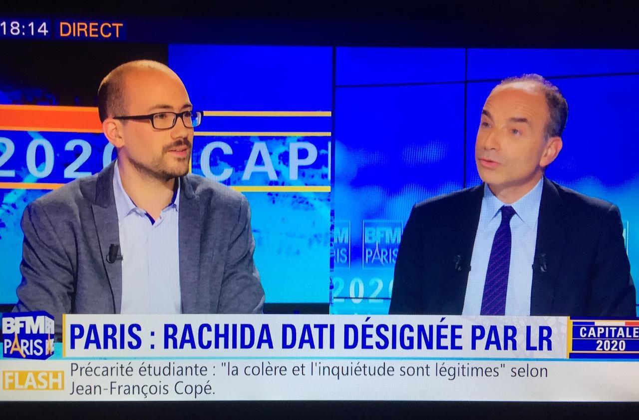 Municipales à Meaux : Jean-François Copé en a marre de passer pour « le méchant » - Le Parisien