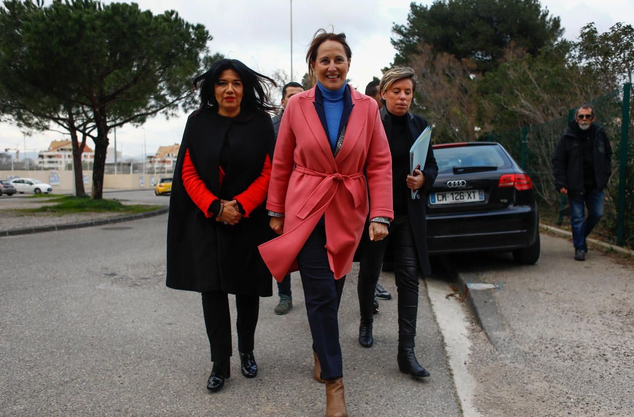 In Marseille Segolene Royal Rings The Charge Against Emmanuel Macron Archyde