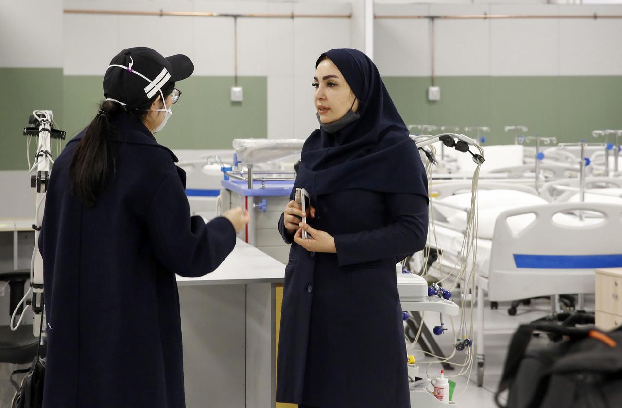 Coronavirus en Iran : des «mesures difficiles» en vue pour la population