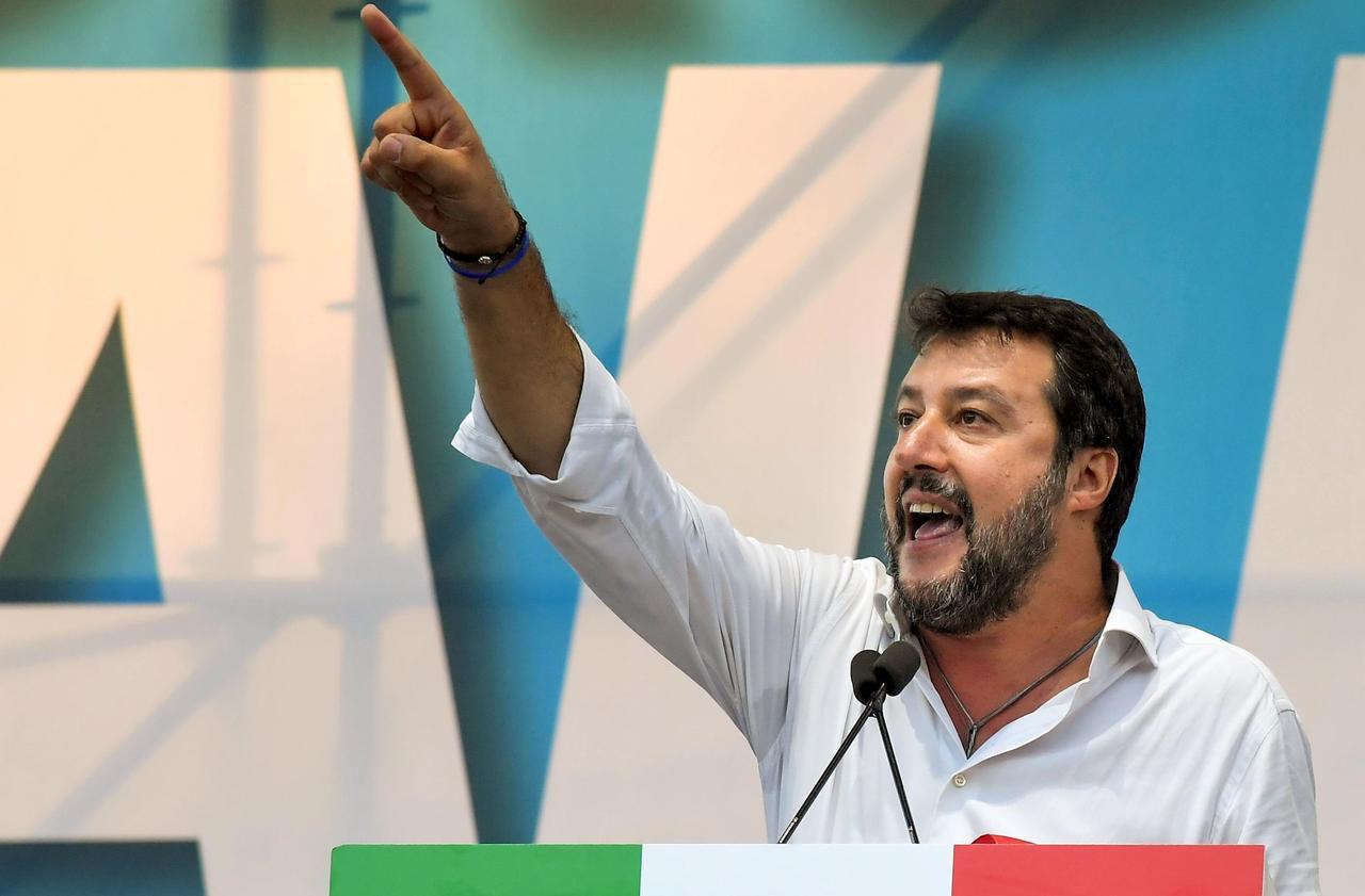 Italie : la remontada de Matteo Salvini