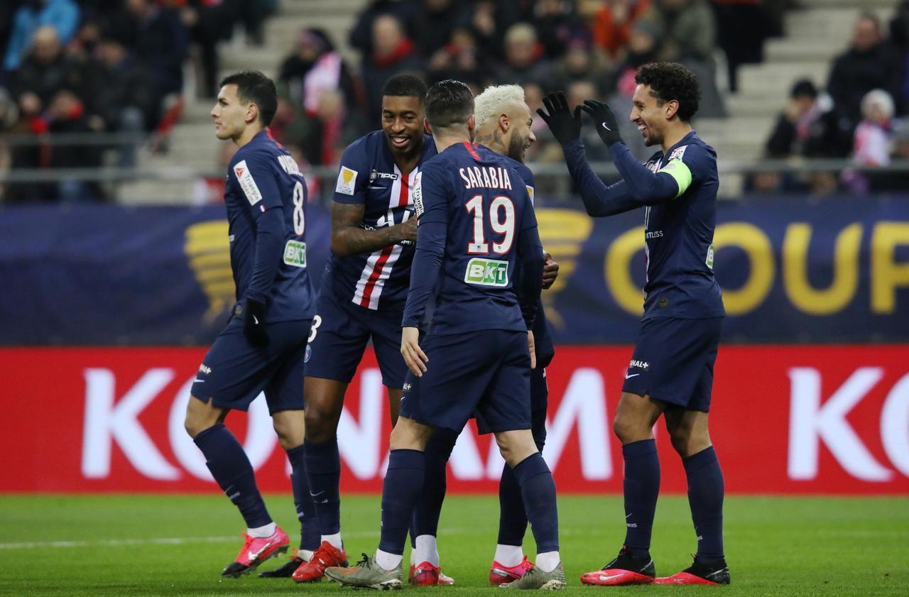Reims-PSG : Paris met le champagne au frais