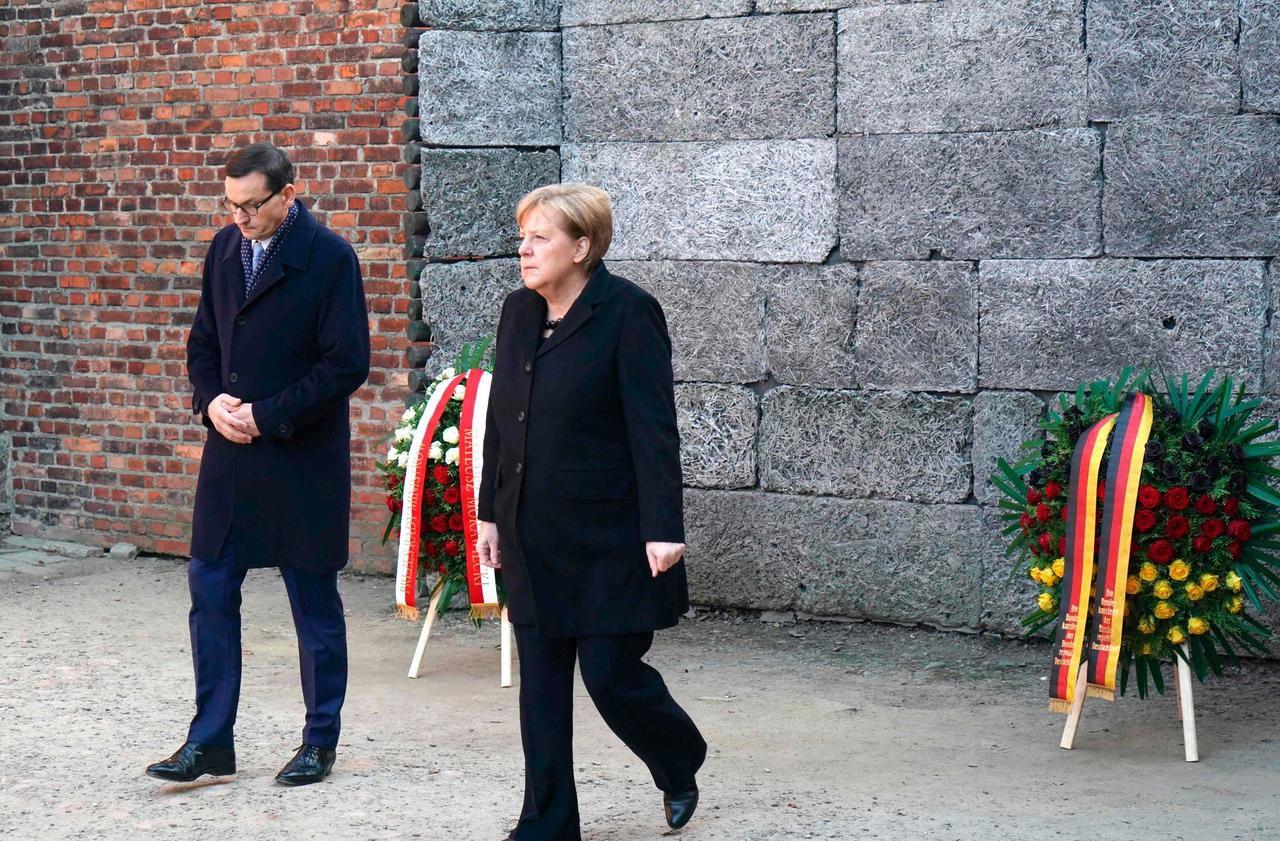 L'antisémitisme, le dernier combat d'Angela Merkel
