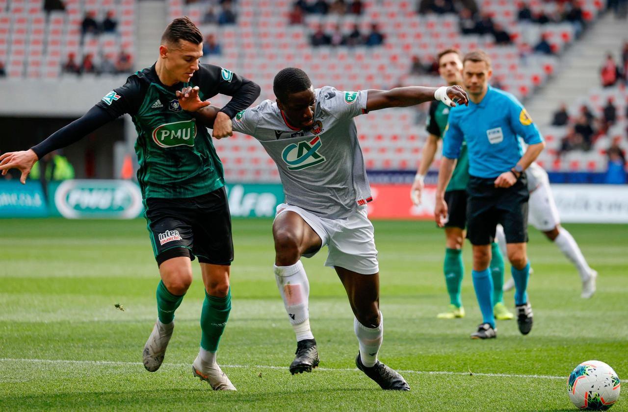 Coupe de France : sans démériter, le Red Star tombe à Nice