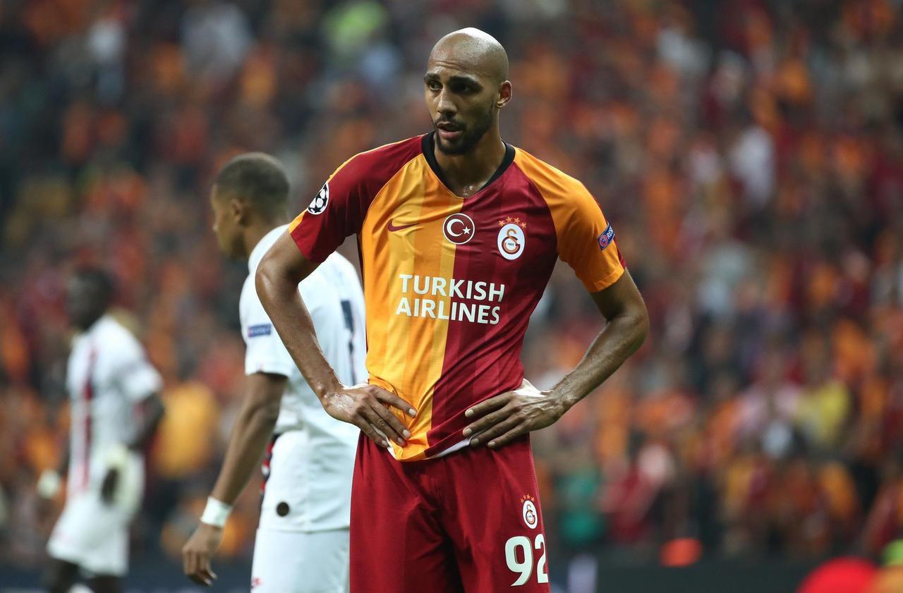 Football : Galatasaray écarte Steven Nzonzi