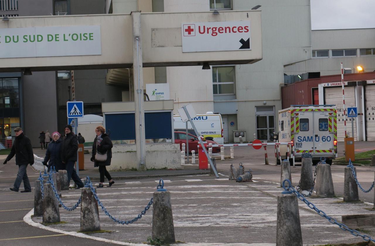Oise : une patiente agresse trois infirmières et un médecin aux urgences de Creil