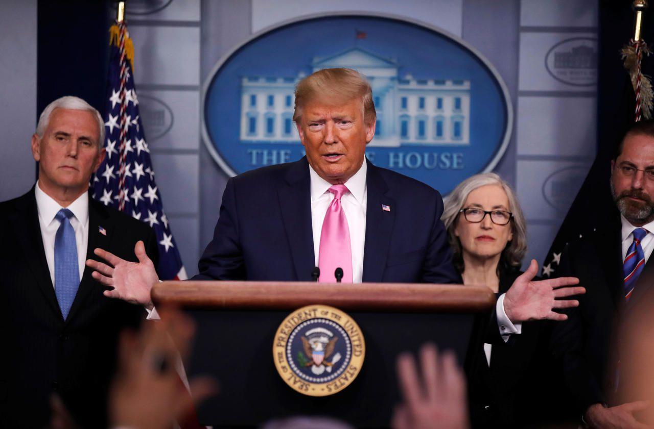 DIRECT. Coronavirus : un nouveau mort en France, les Etats-Unis prêts à faire face selon Donald Trump