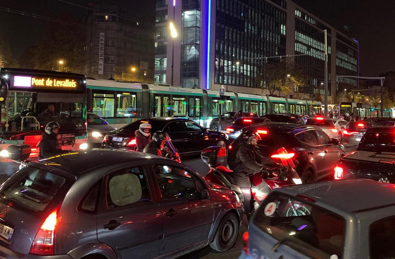 Grève : mercredi noir dans les transports, jeudi s'annonce difficile