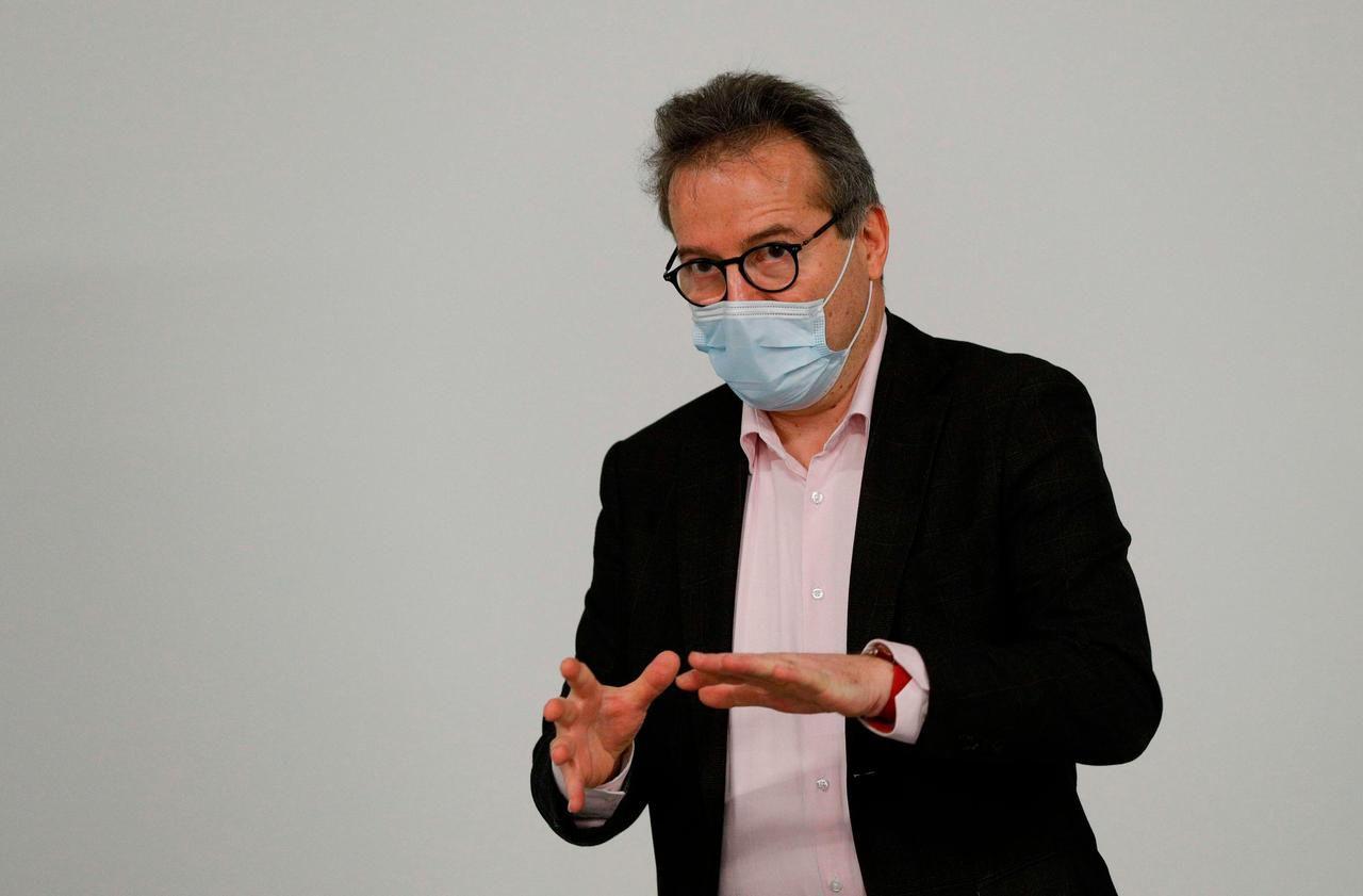 Confinement : Martin Hirsch s'alarme de voir «trop de monde dans les rues» à Paris
