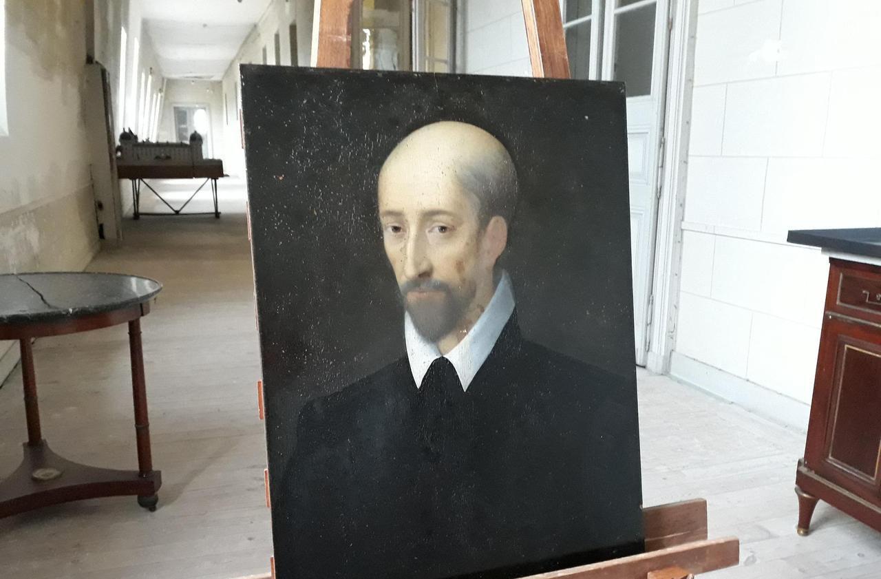 Un tableau de Léonard de Vinci découvert au château de Valençay ?