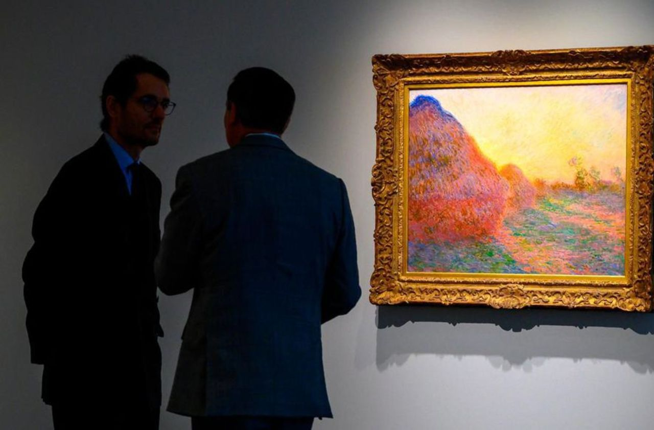 Auction: France in fourth place in the art market