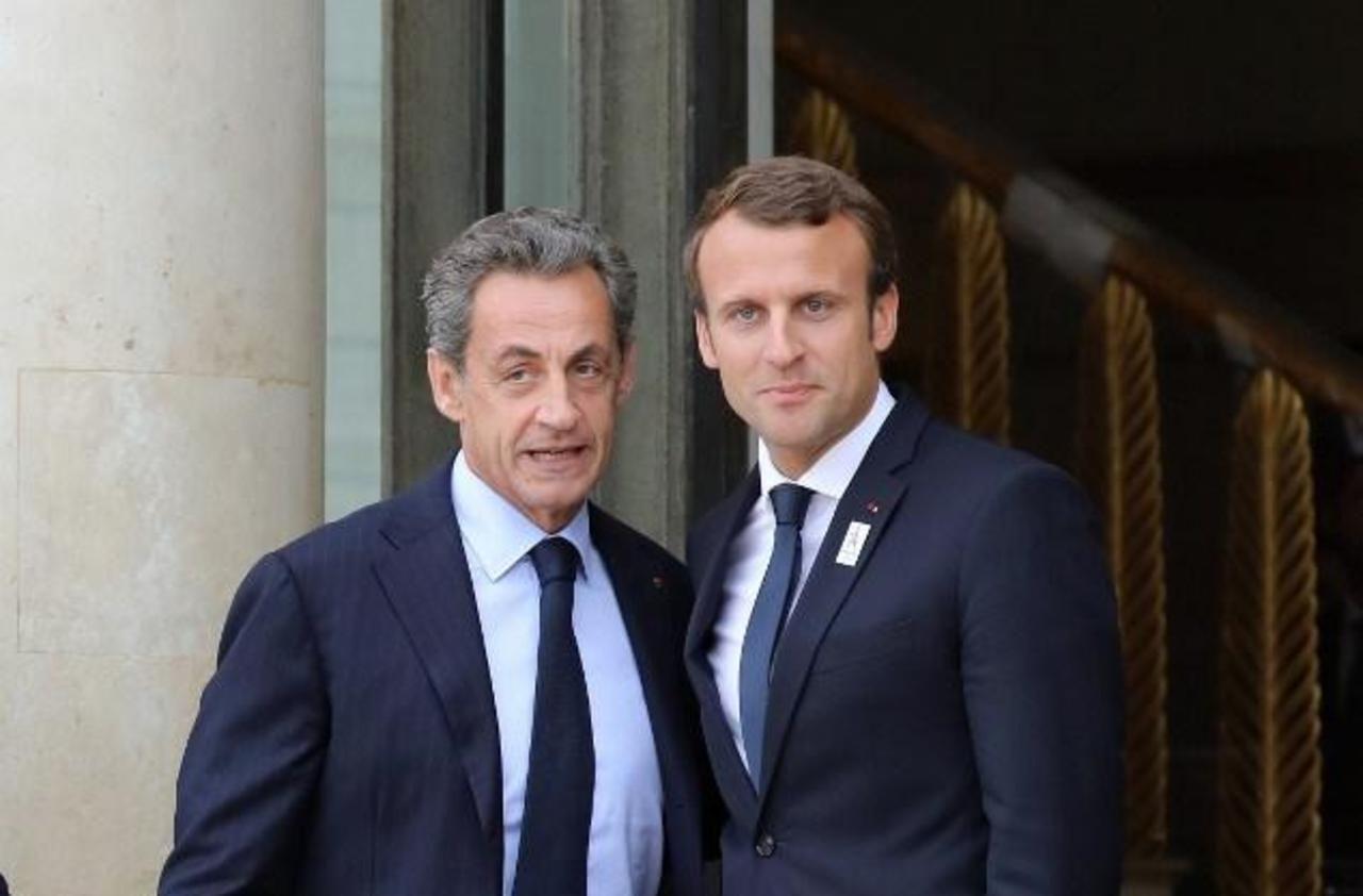 Réforme des retraites : les choix de Macron inquiètent Sarkozy