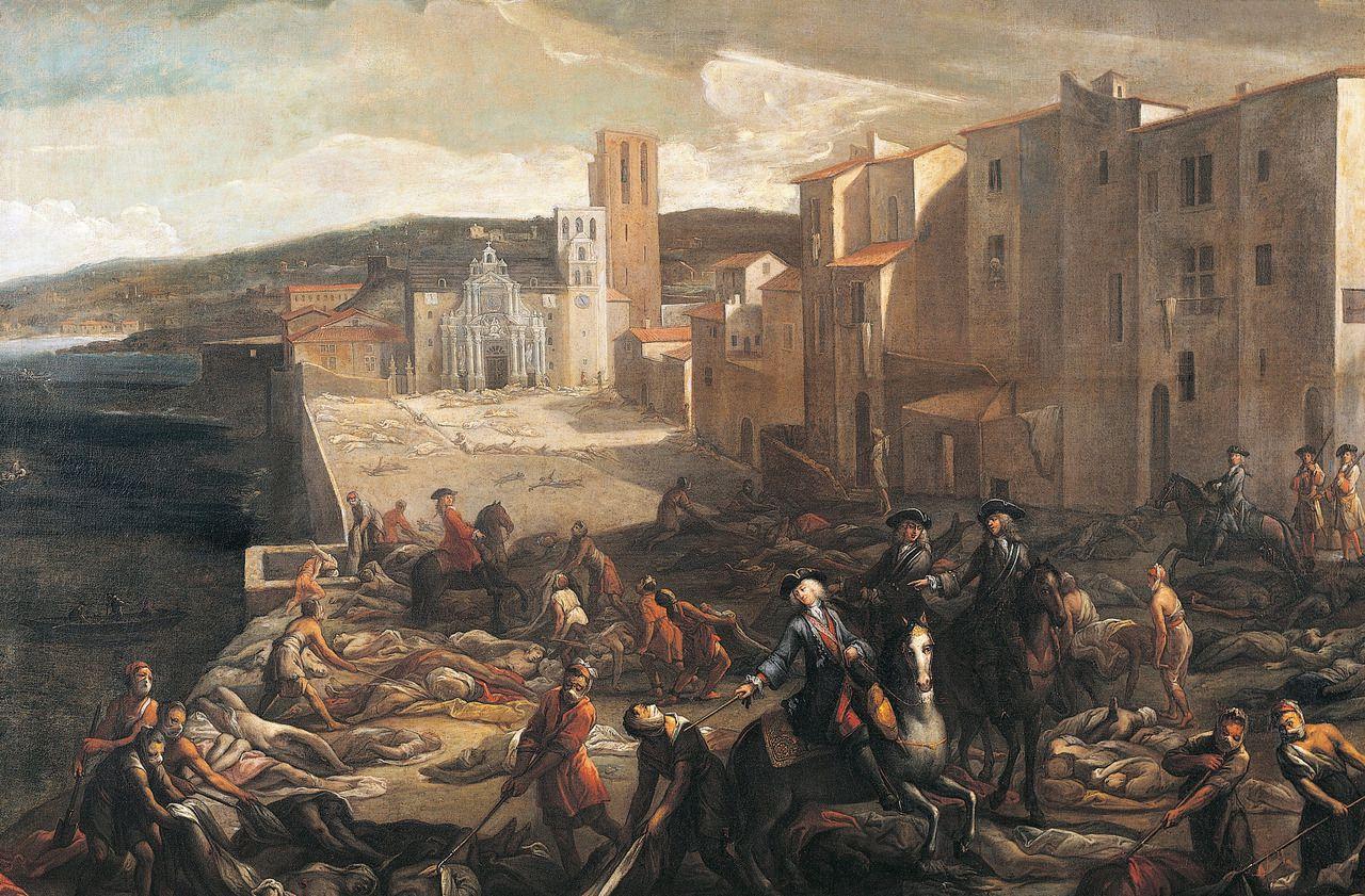 Grandes épidémies : en 1720, Marseille la pestiférée était mise sous cloche