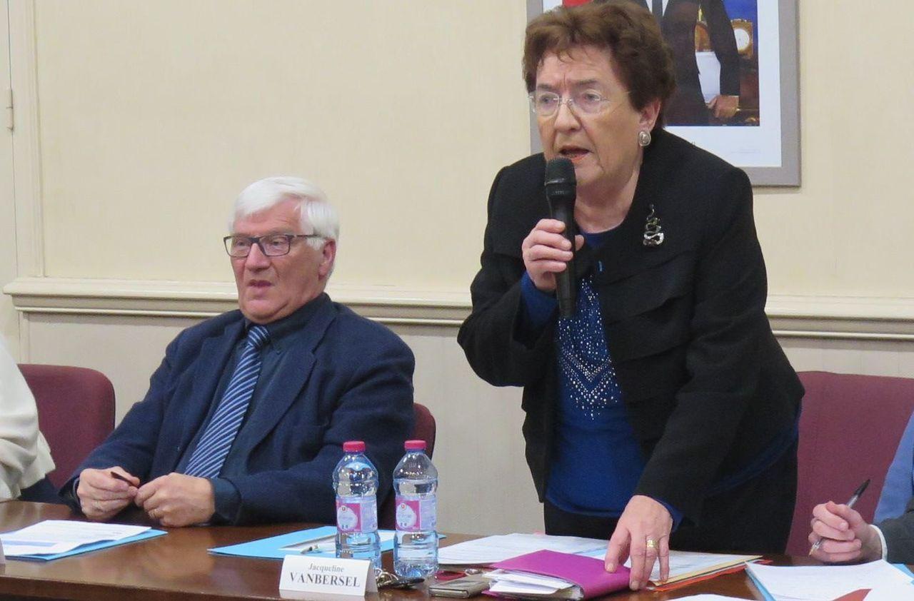 Oise : à 82 ans, Jacqueline Vanbersel brigue un 5e mandat à Sainte-Geneviève