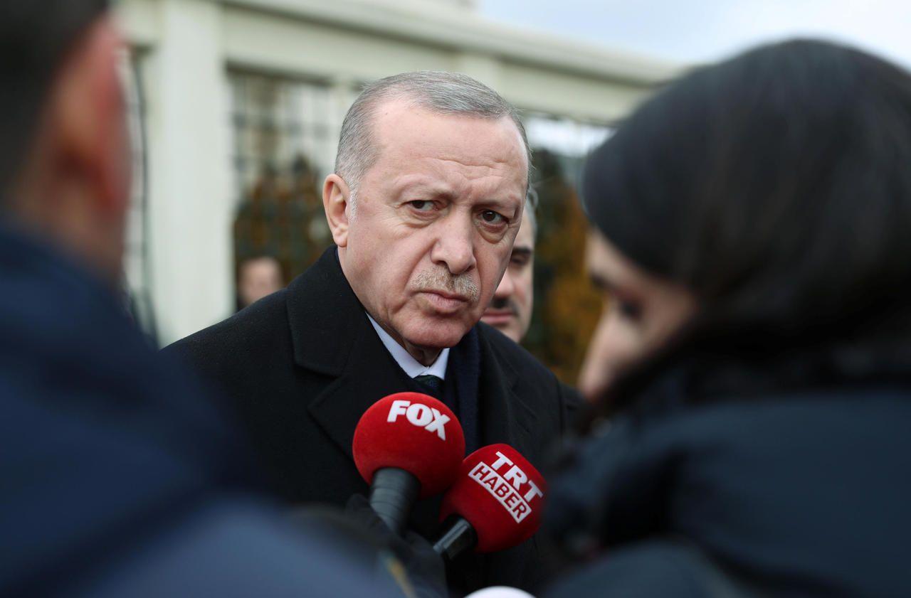 Conflit en Libye : Erdogan confirme la présence de combattants syriens pro-Ankara