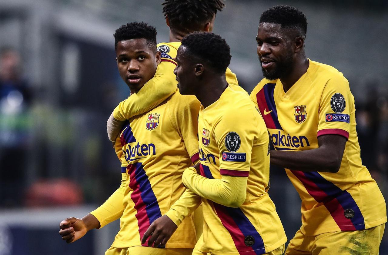 FC Barcelone : qui est Ansu Fati, le plus jeune buteur de la Ligue des champions