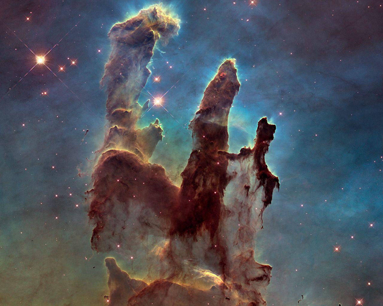 EN IMAGES. Espace : les 25 ans de Hubble en 25 photos féériques