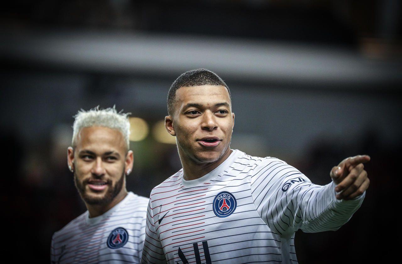 Reims-PSG : avec Mbappé et Neymar, sans Di Maria